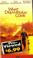 What Dreams May Come Robin Williams Cuba Gooding Jr Used Videotape Movie