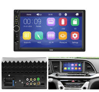 "2DIN HD Car Multimedia Player Auto Stereo MP5 7"" Touch Screen WINCE Universal"