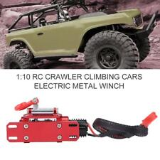 1/10 RC Crawler Metal Winch RC Accessories for SCX10 D90 D110
