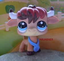 ✿LITTLEST PET SHOP✿KLEINER BULLE / STIER / KUH OX  #2522 ✿NEU ✿ SPECIAL EDITION