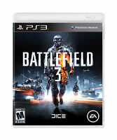 Battlefield 3 Sony PlayStation 3 PS3 Game **DISC ONLY** Tested