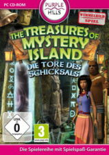 The Treasures Of Mystery Island: Die Tore des Schicksals (PC, 2011, DVD-Box)