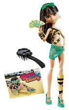 Monster High Gloom Beach Cleo De Nile Doll - NEW & SEALED!