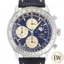 Breitling Navitimer 1461 A19022 Chronograph Perpetual Calendar Moon Watch LE 250