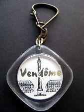 Ancien Porte Cle parfum VENDOME eaux de Cologne Paris