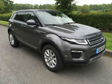 Range Rover Evoque Diesel Less than 10,000 miles Cars