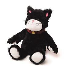 Warmies Black Cat Plush Heatable Microwavable Childrens Soft Toy Bedtime Warmer