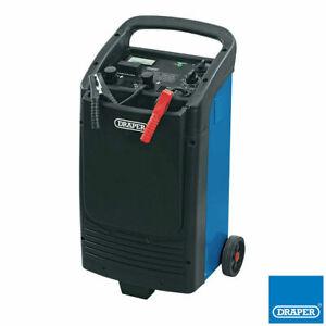 Power tool  Heavy Duty 12V/24V 500AMP car Battery Starter jump Charger garage UK
