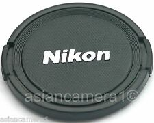 Snap-on Front Lens Cap For Nikon Coolpix P510 P-510 Safety Dust Glass Cover New