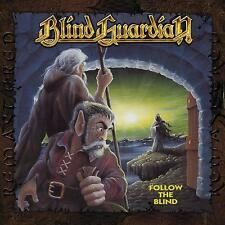 BLIND GUARDIAN - FOLLOW THE BLIND (REMIXED & REMASTERED)  2 CD NEW!