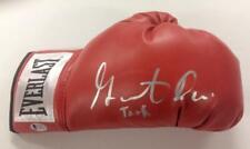 "GERVONTA DAVIS ""Tank"" inscription signed Everlast Boxing Glove B Beckett BAS COA"