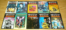 Negative Burn #1-50 Vf/Nm complete series - alan moore - neil gaiman - paul pope