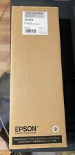 GENUINE EPSON T6369 700ML LIGHT LIGHT BLACK INK STYLUS PRO 7890 7900 9890 9900