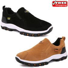 Men's Outdoor Non Slip Work Hiking Shoes Lightweight Comfort Driving Sneakers US