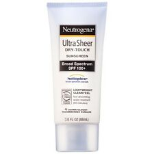 Neutrogena Ultra Sheer Dry-Touch Suncream Sunscreen SPF 100 - 3fl oz (88ml)