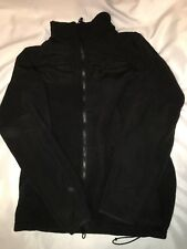 USGI Gen III Polartec Fleece Jacket Black ECWCS - Small / VGC