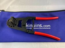 AIRCRAFT / AVIATION TOOLS HEAVY DUTY RIVET CUTTERS / CROPPERS UP TO 1/4 RIVETS