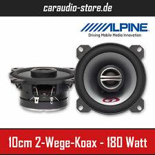 Alpine SPG-10C2 10cm 2-Wege Koax 100mm Autolautsprecher 180Watt - Paarpreis