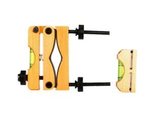 Scope Wheeler Pro Repair Reticle Alignment Leveling Tool Kit Hunting