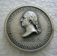 AINA SILVER MEDAL TO COMMEMORATE THE BECENTENNIAL ANNIVERSARY OF THE USA-UNC