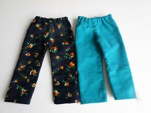 2 Pairs of Corduroy Trousers for Sasha/Gregor (7)