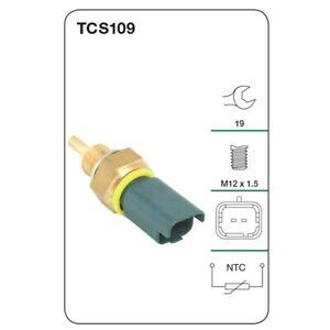 Tridon Coolant sensor TCS109 fits Citroen C5 2.0 16V (DC), 2.0 16V (DE), 2.0 ...