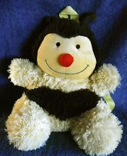 *1809a*   Backpack - Pillow Pets - shape of Bee - 28cm - plush