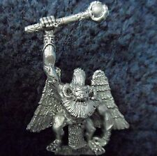 1992 Epic caos MAGNUS il daemon ROSSO primarch of Tzeentch Citadel Warhammer 6mm
