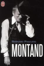 Montand   le livre du souvenir Pascuito  Bernard Occasion Livre