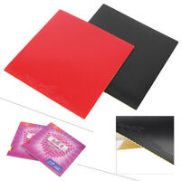 Rubber Sponge skin For Table Tennis Racket Ping Pong Paddle Red/Black