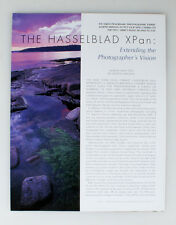 THE HASSELBLAD XPAN: EXTENDING THE PHOTOGRAPHERS VISION BROCHURE 1998