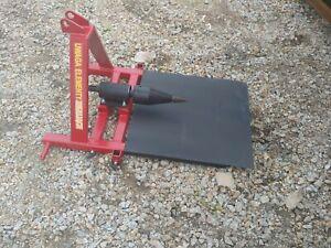 Holzspalter Zapfwelle Kegelspalter Drillkegel Kat 1, Kat 2  Traktor Spalter