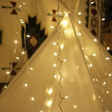 LED Christmas Warm White Wedding Party Decor Outdoor Fairy String Lighting Chain