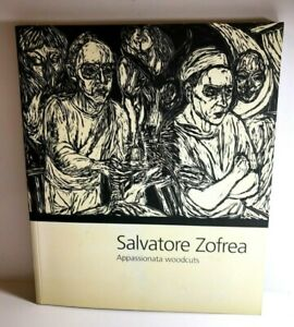 Salvatore Zofrea - Appassionata One Hundred Woodcuts - The Art Gallery of NSW