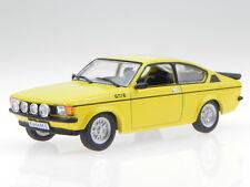 Opel Kadett C GT/E 1978 yellow diecast modelcar WB268 Whitebox 1:43