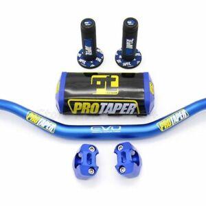 """Handlebar Pro Taper Pack Fat Bar 1-1/8"""" Dirt Pit Bike Motocross 810mm Length 28m"""