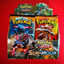 Funny 324pcs Pokemon TCG Booster Box English Edition Break Point 36 Packs Cards