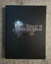 Final Fantasy XV Collectors Edition Complete Official Gaming Guide