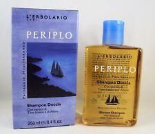 L'ERBOLARIO Shampoo doccia PERIPLO uomo 250ml corpo capelli timo alloro