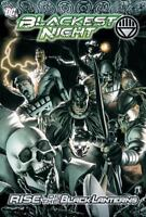 Blackest Night: Rise of the Black Lanterns  VeryGood