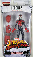 Marvel Legends ~ VENOMIZED MILES MORALES ACTION FIGURE (VENOMPOOL SERIES)