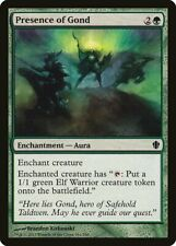 Presence of Gond Commander 2013 NM Green Common MAGIC GATHERING CARD ABUGames