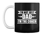 Coach Dad Daddy Father Fathers Day Gift Coffee Mug