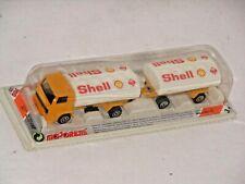 "Majorette Vintage 300 Series Citerne Shell Truck - Set 327 - Boxed "" Unopened """