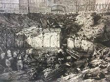 Gaston Coindre Théâtre romain Besançon Doubs fouilles archéologiques 1870 XIX e