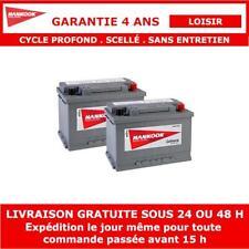 Hankook XV75 75 Ah Batterie de Loisirs