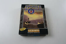 Another World A Delphine Software Game for the Commodore Amiga tested & working