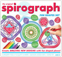 Piece Set With Precision Parts /& Pens Drawing Design Set,Graphic Design Set Art Design Set-Pre Owned The Original Spirograph Deluxe Set,45