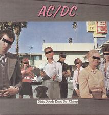 AC/DC - Dirty Deeds Done Dirt Cheap [New Vinyl] Rmst