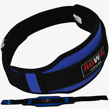 AQWA Weight Lifting Belt Gym Training Back Support Power Men Fitness Women Belts